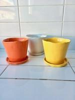 "Chive Tika Plant Pots - 5"""
