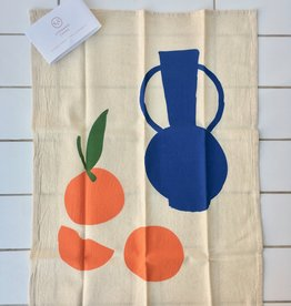 Stephanie Cheng Decorative Tea Towel