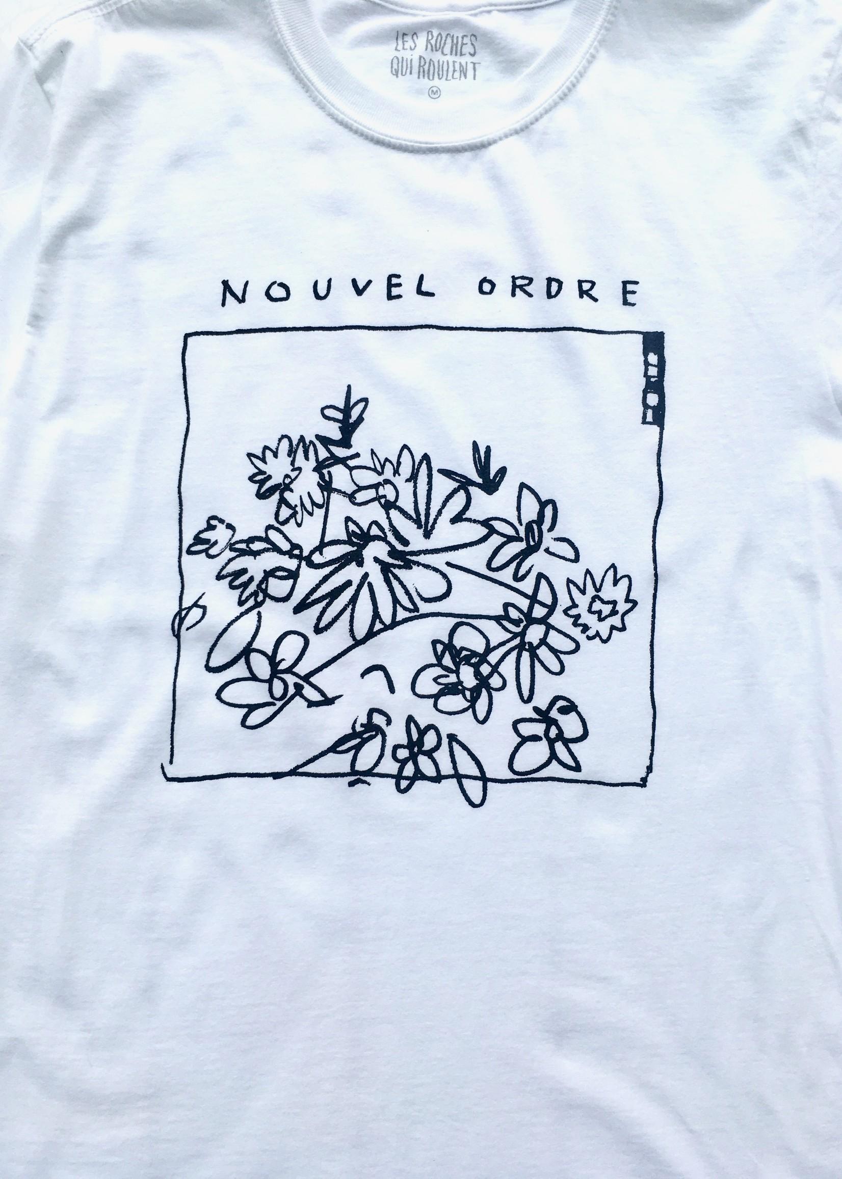 Les Roches Qui Roulent T-shirt Nouvel Ordre