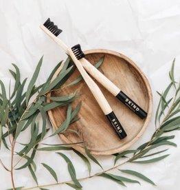 BKIND Brosse à dents en bambou