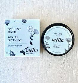 Miel D'Anicet Honey Ointment Hiver Mélia