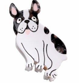 """Coucou Suzette Barrette """"Bulldog"""""""