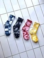 Empire Exchange Chaussettes Tie-Dye Hiver