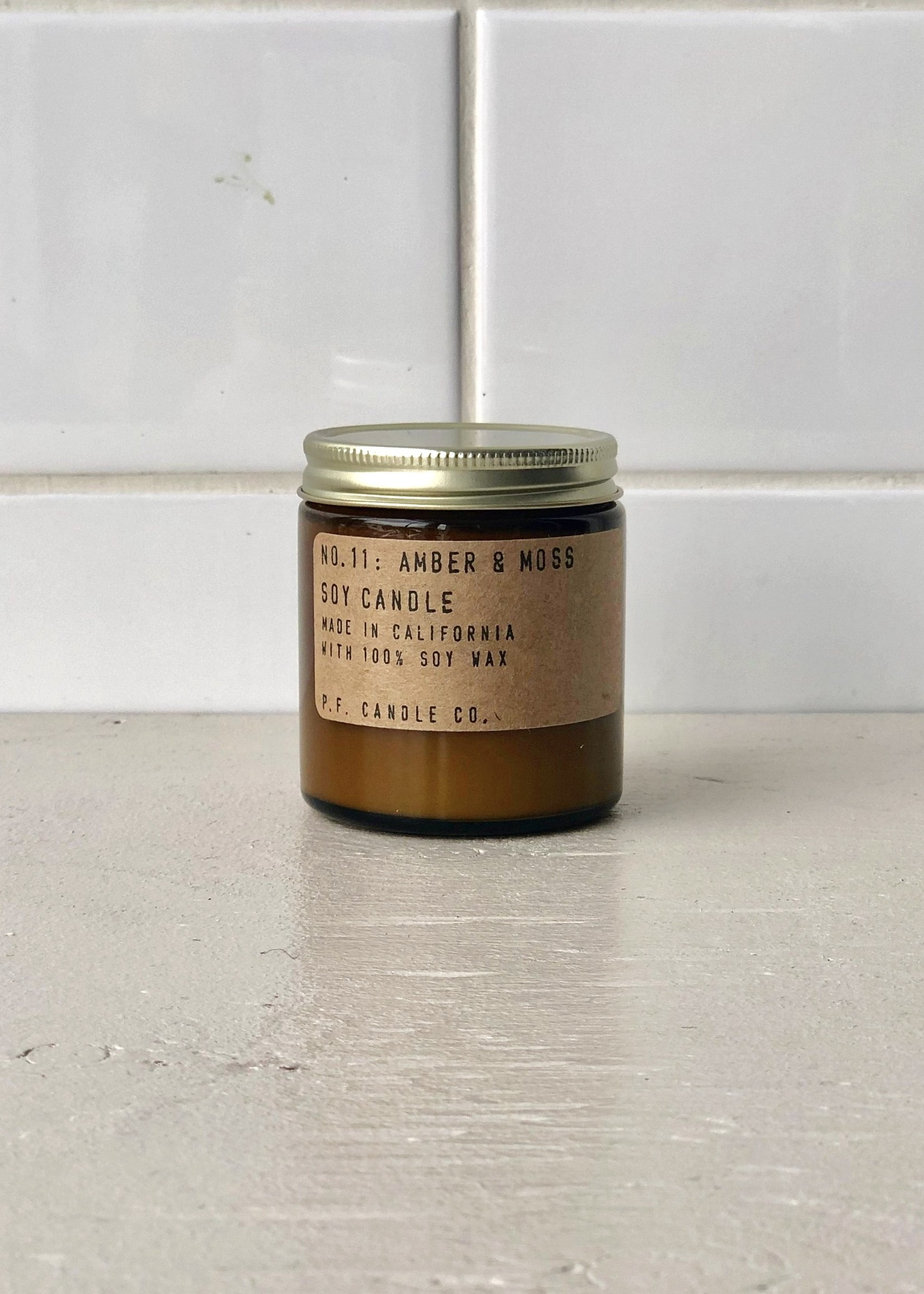 P.F. Candle Co Mini Bougie de Soya