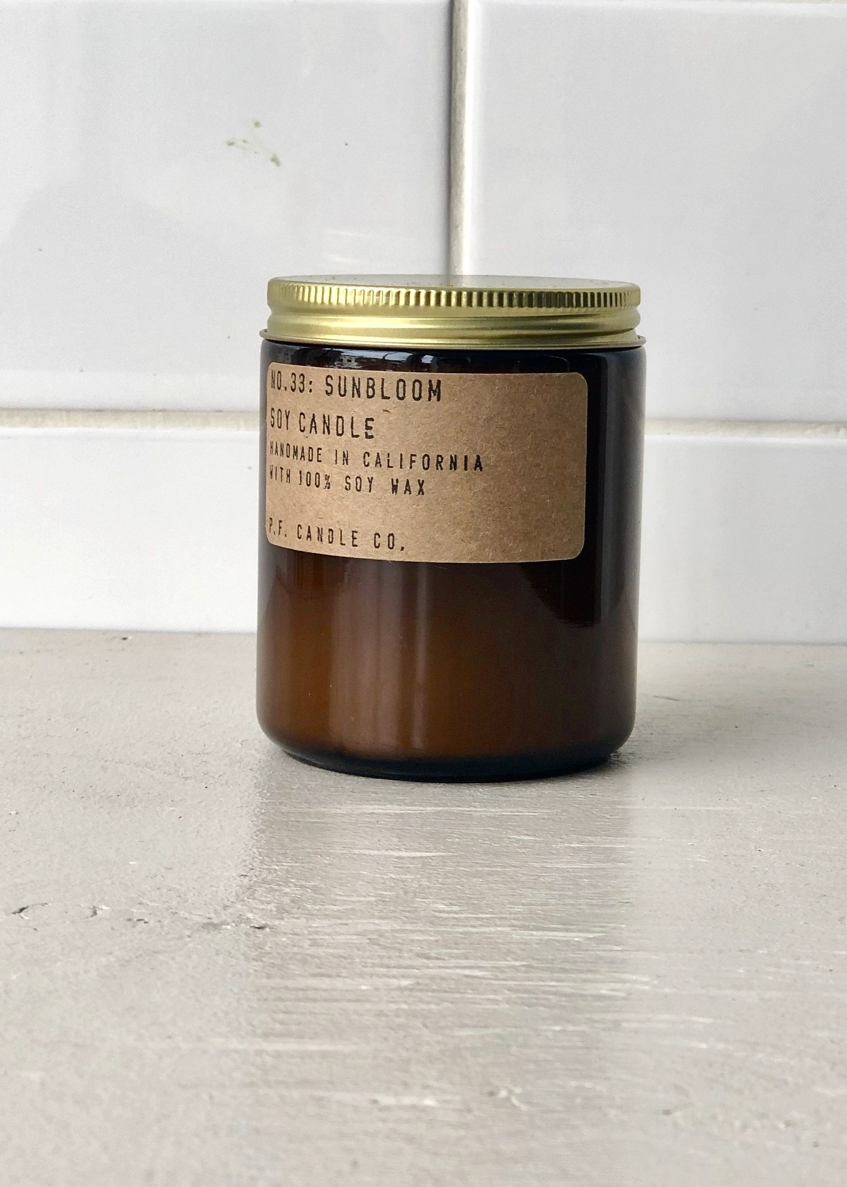 P.F. Candle Co Standard Soy Candle