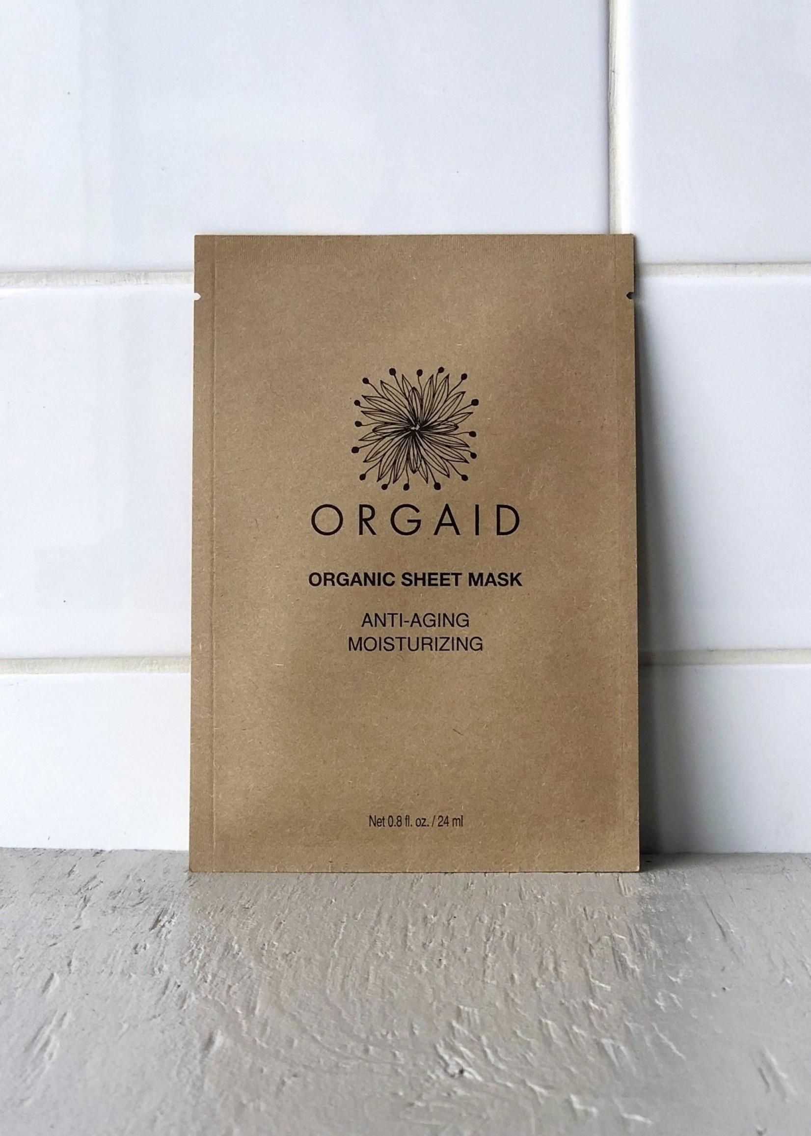 Orgaid Orgaid  Sheet Mask