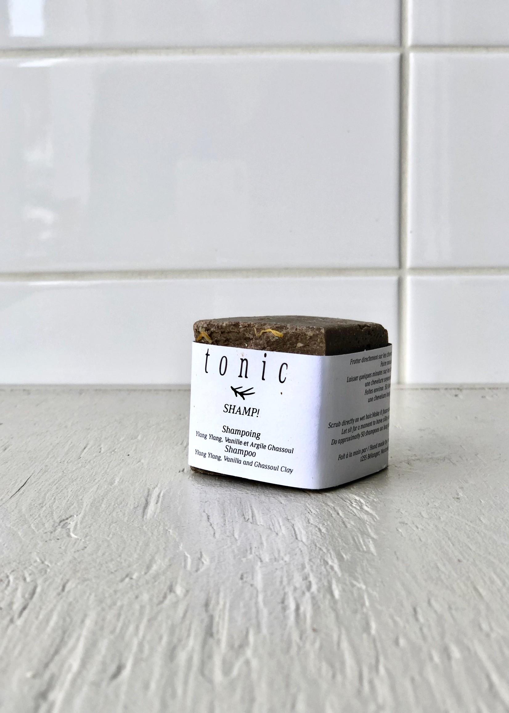 Tonic Shampoing en Barre Tonic