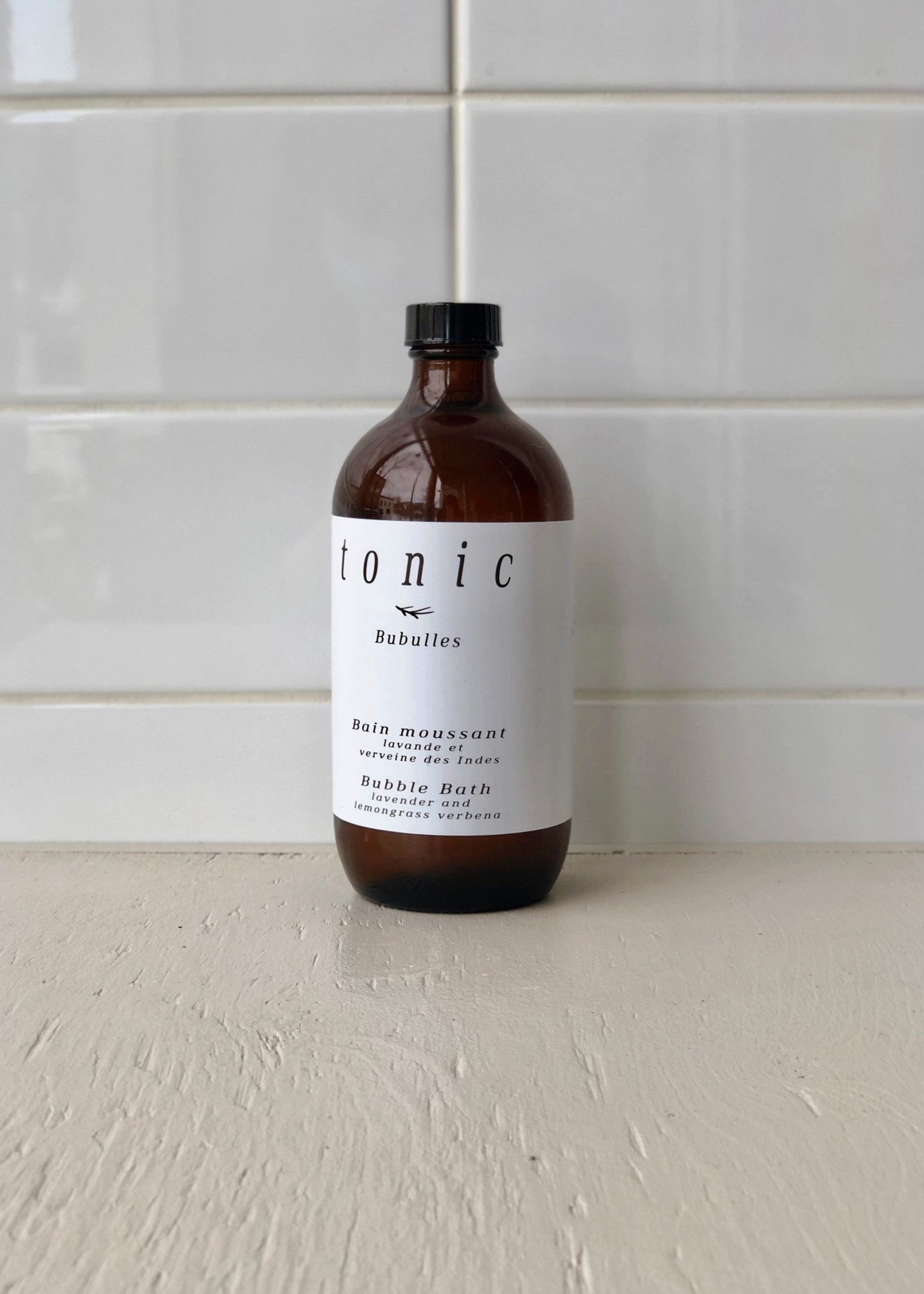 Tonic Tonic Bubble bath