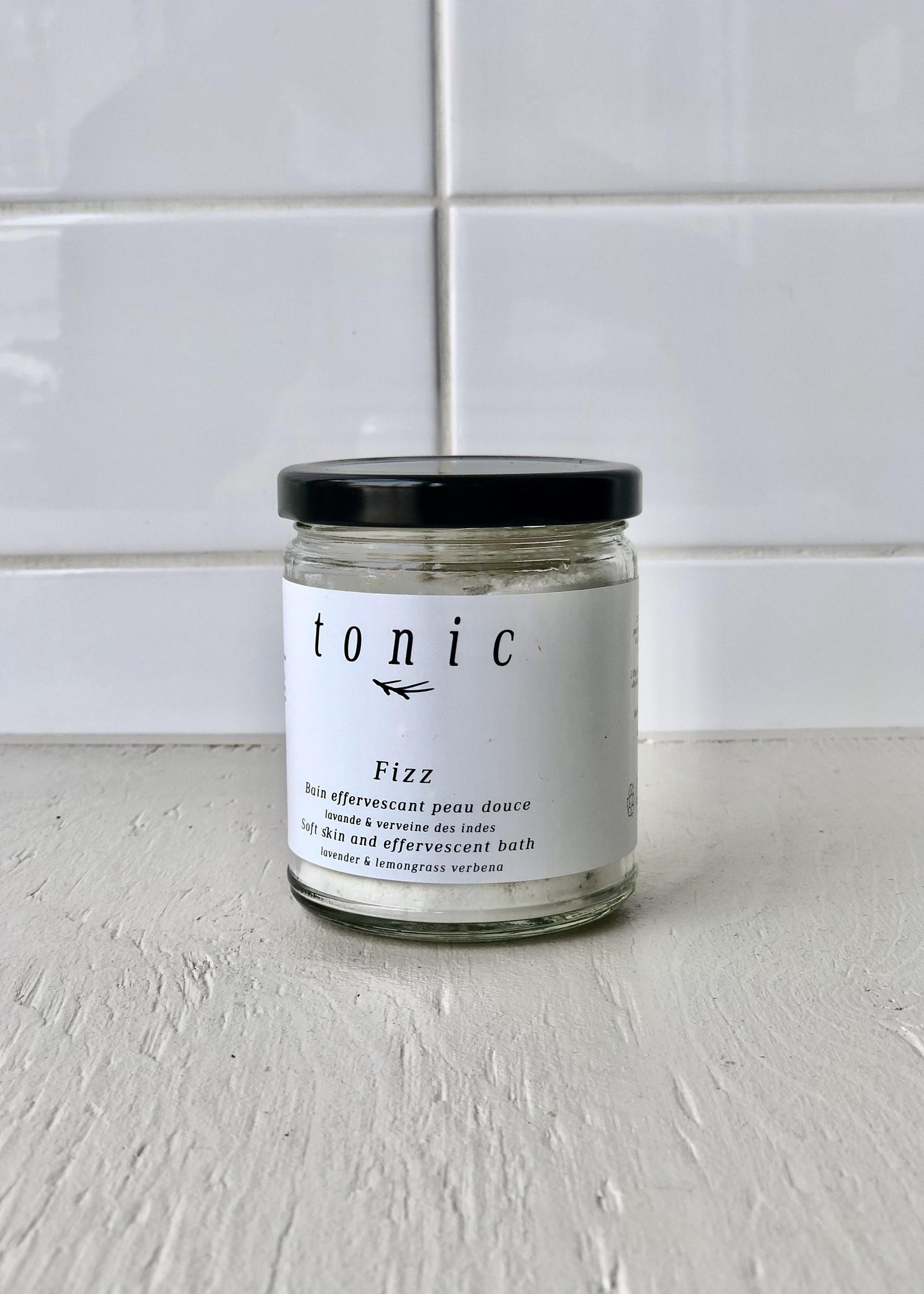 Tonic Fizz poudre de bain Tonic