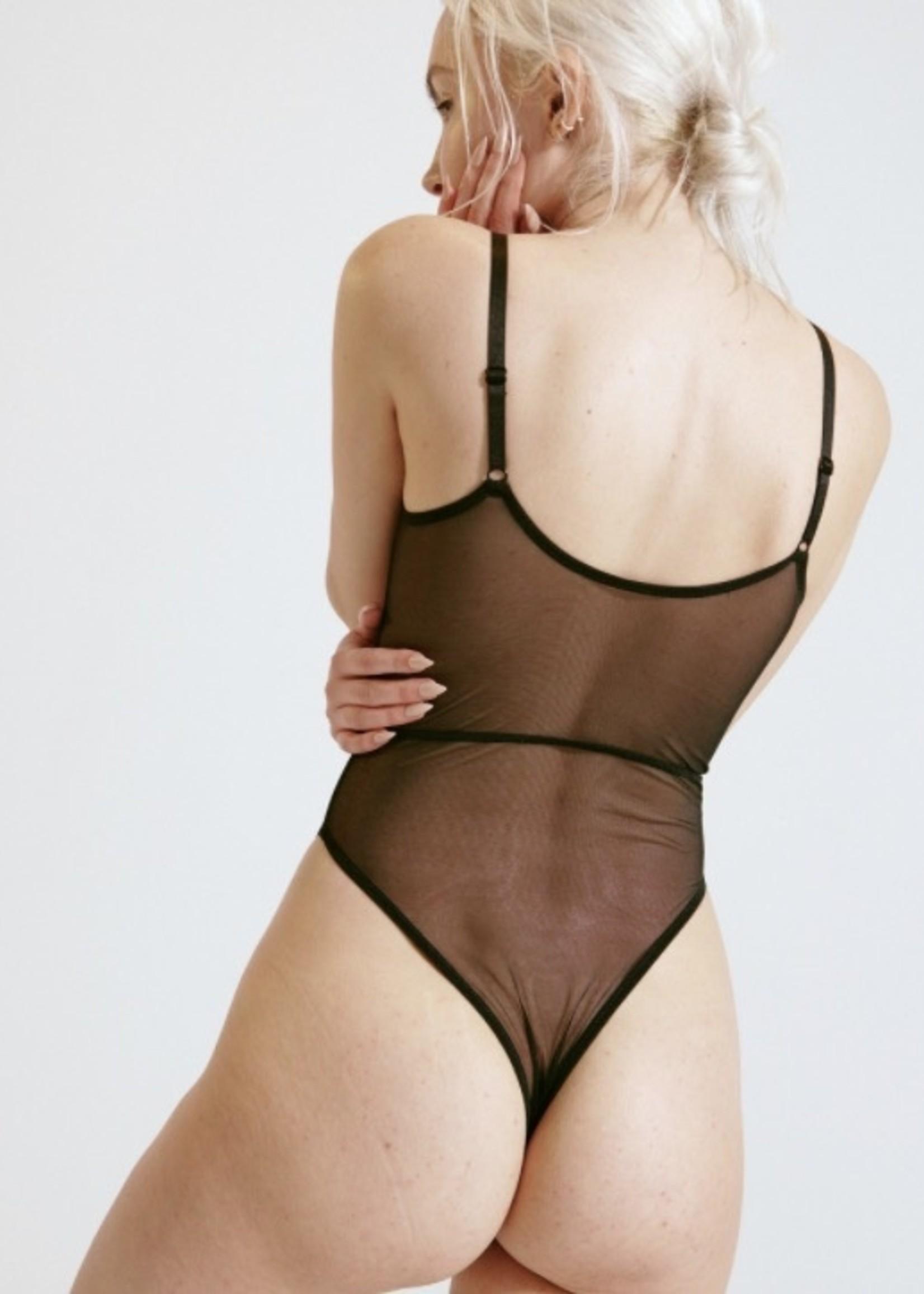 Blush Lingerie Push Bodysuit