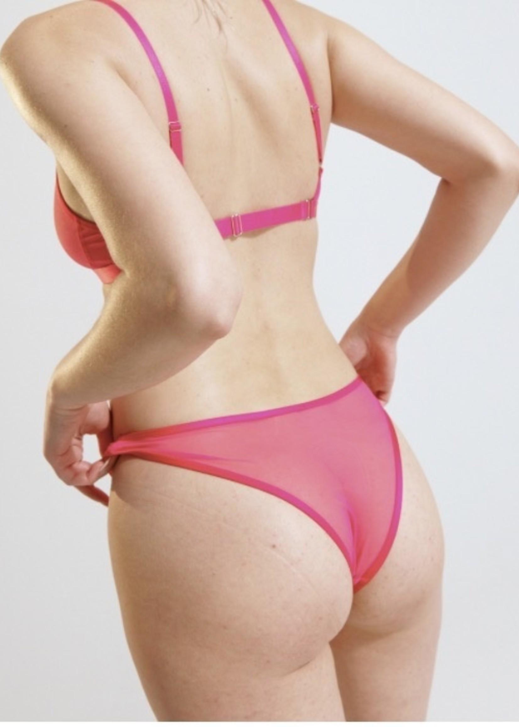 Blush Lingerie Instinct High Leg Bikini