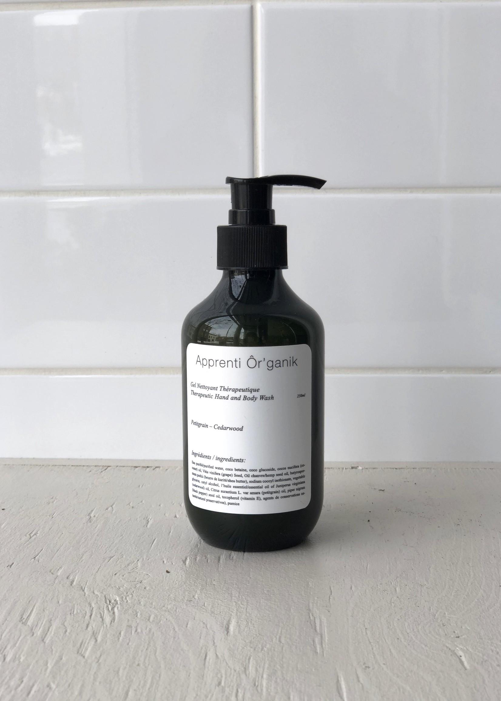 Apprenti Organik Therapeutic Hand and Body Wash