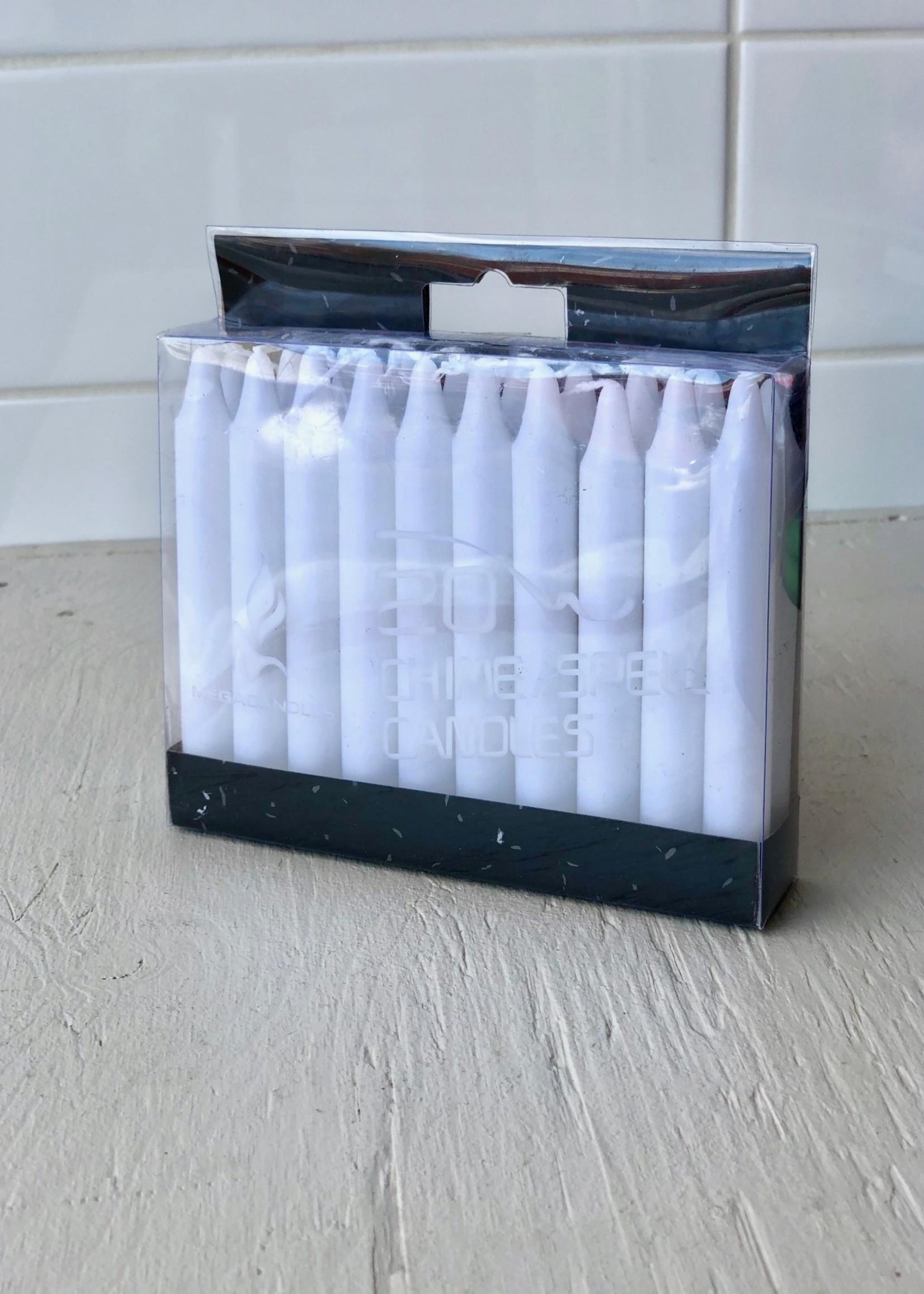 Kheops Paquet de 20 mini chandelles rituelles