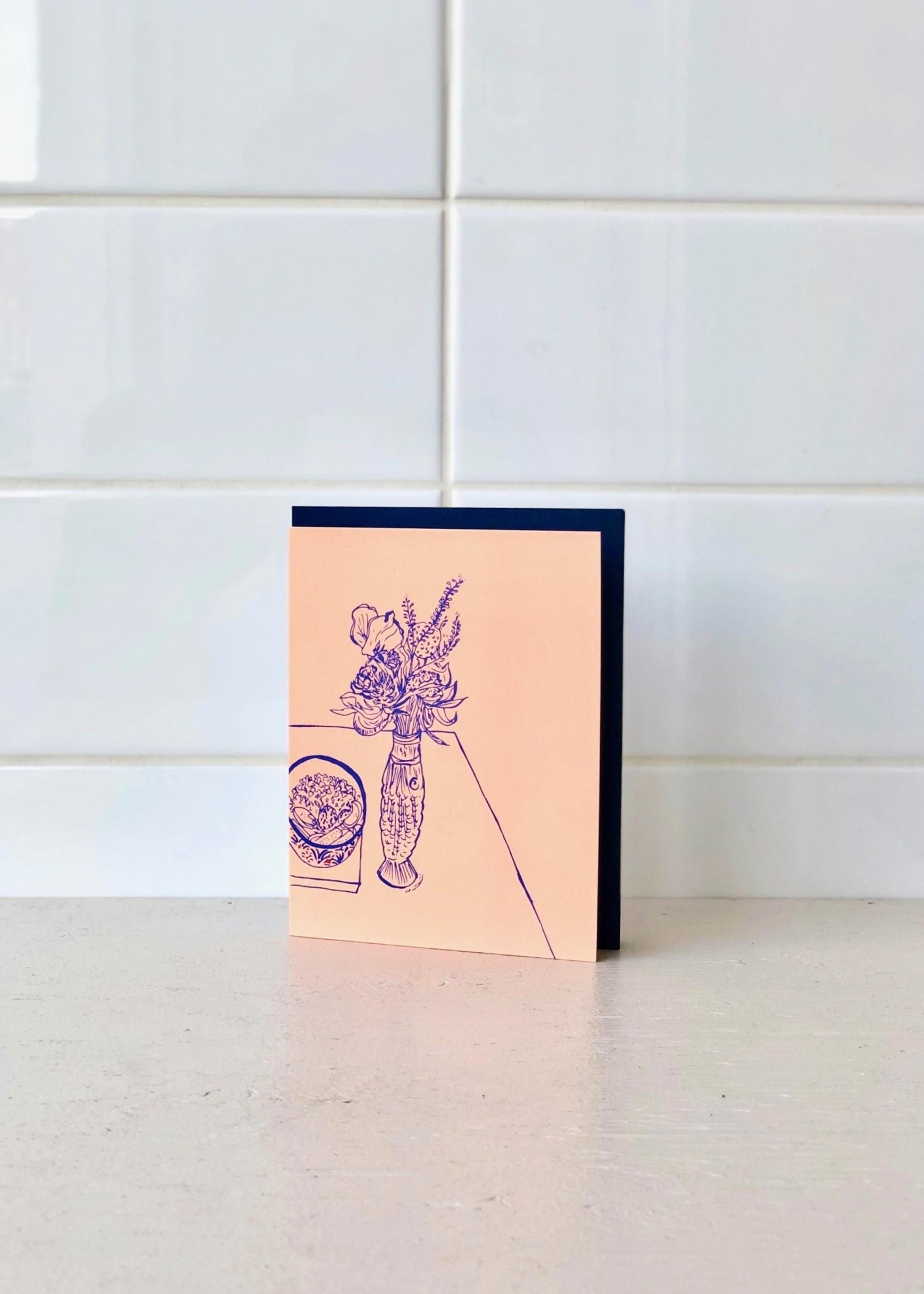Bien à Vous Greeting Cards by Bien à Vous