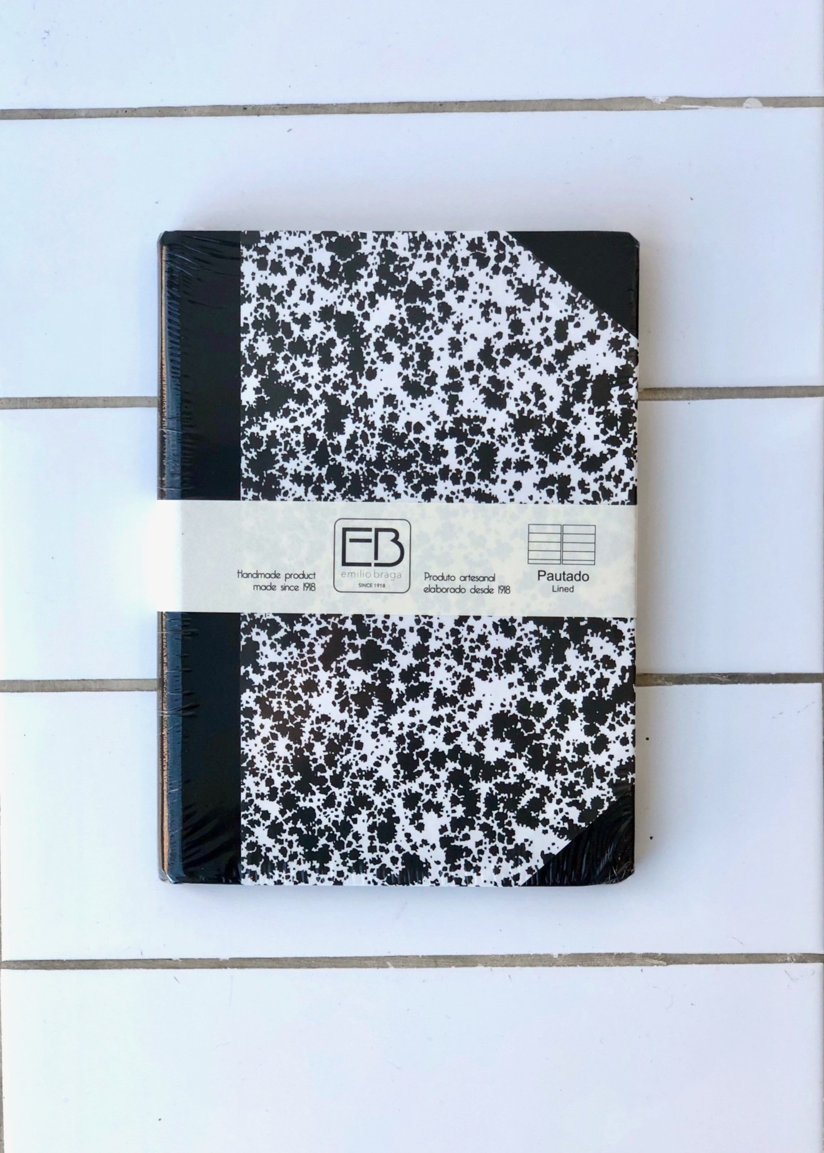 Emilio Braga Peb Cloth Cloud Notebook A5