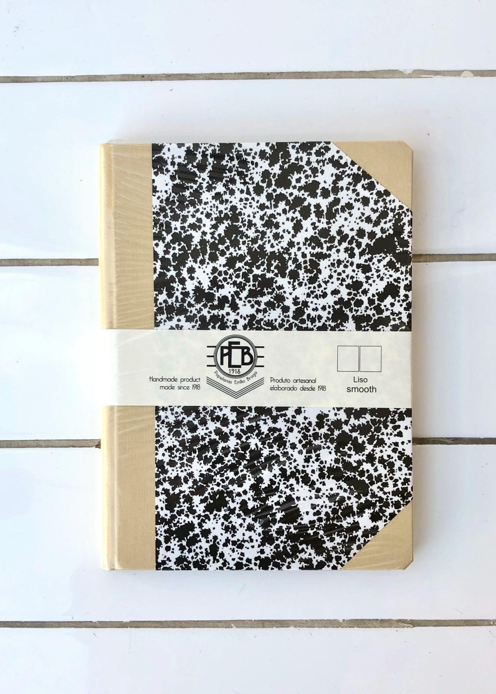 Emilio Braga  Peb Cloth Cloud Stetchbook  A5