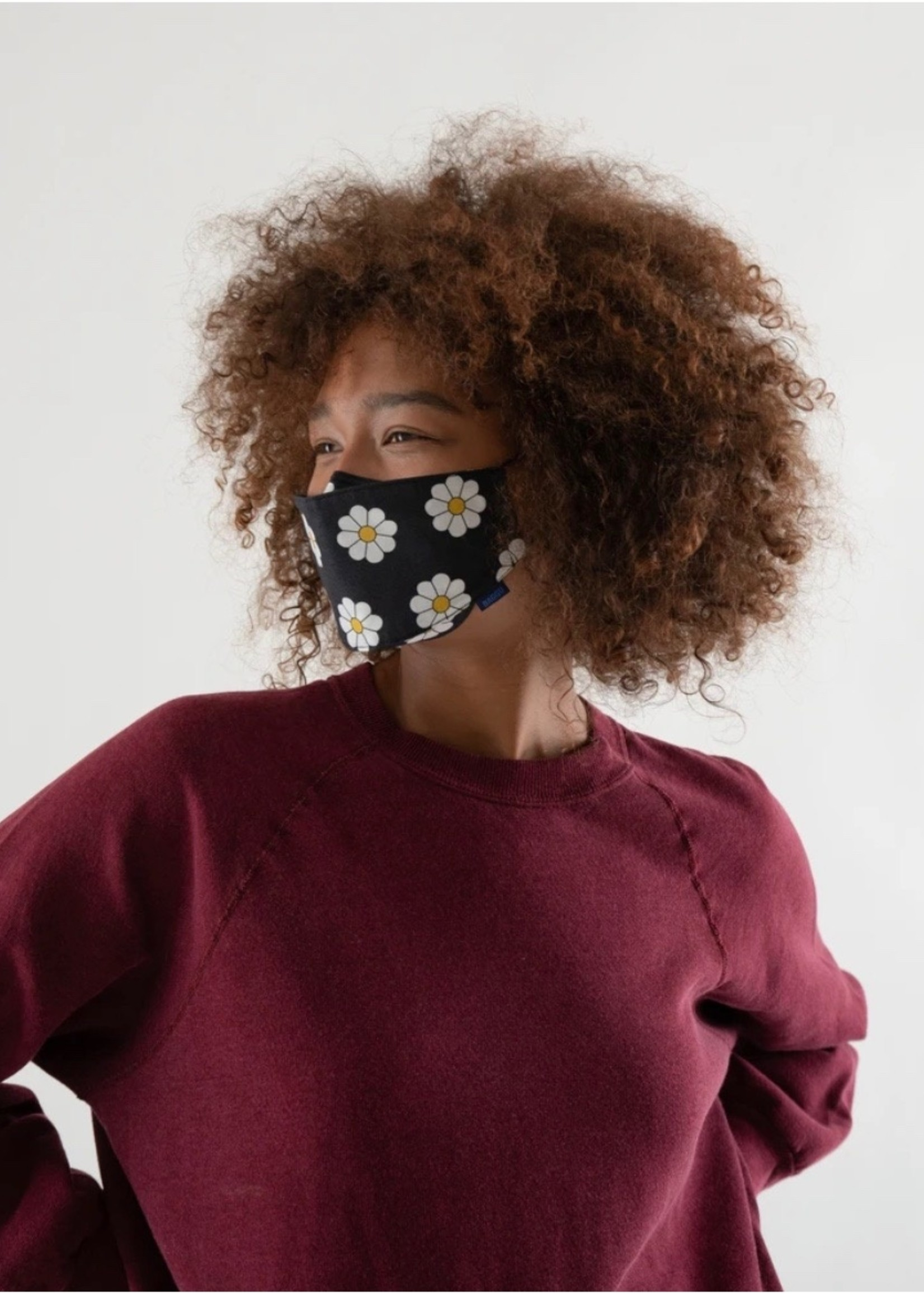 Baggu Daisy m Cotton Face Masks