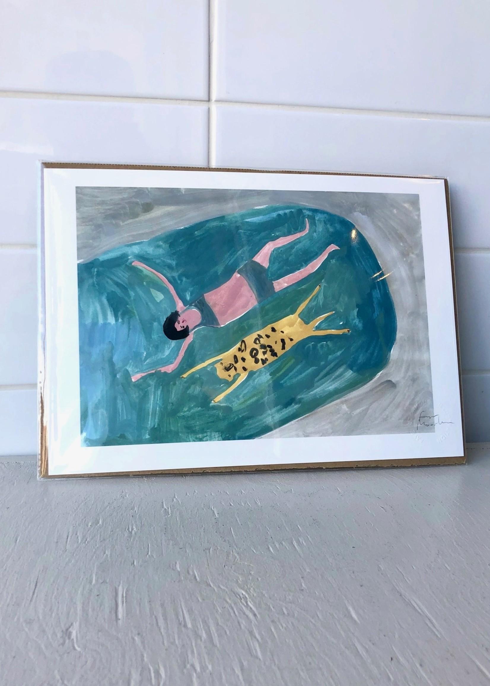 Faye Moorhouse Affiches de Faye Moorhouse - 30cm x 21cm