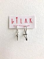 """Bilak Jewellery Boucles d'oreilles """"Mushroom #1"""""""