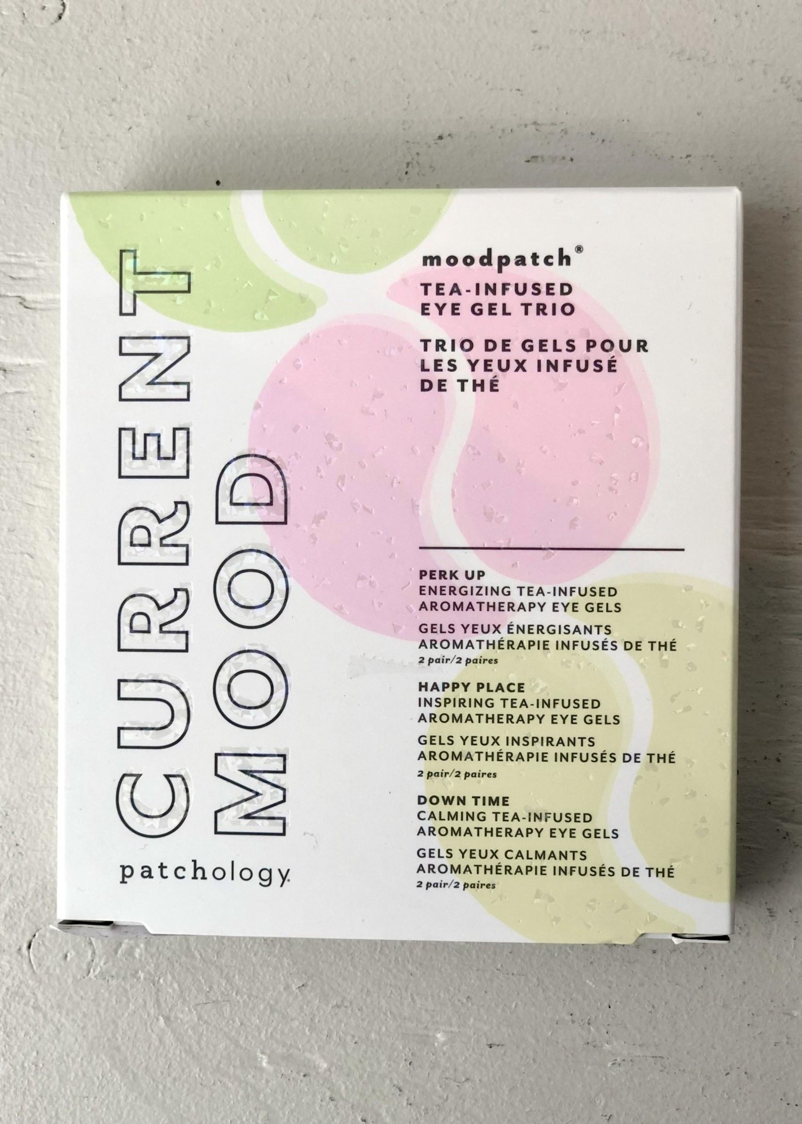 """Patchology Paquet de masques pour yeux """"current mood"""""""