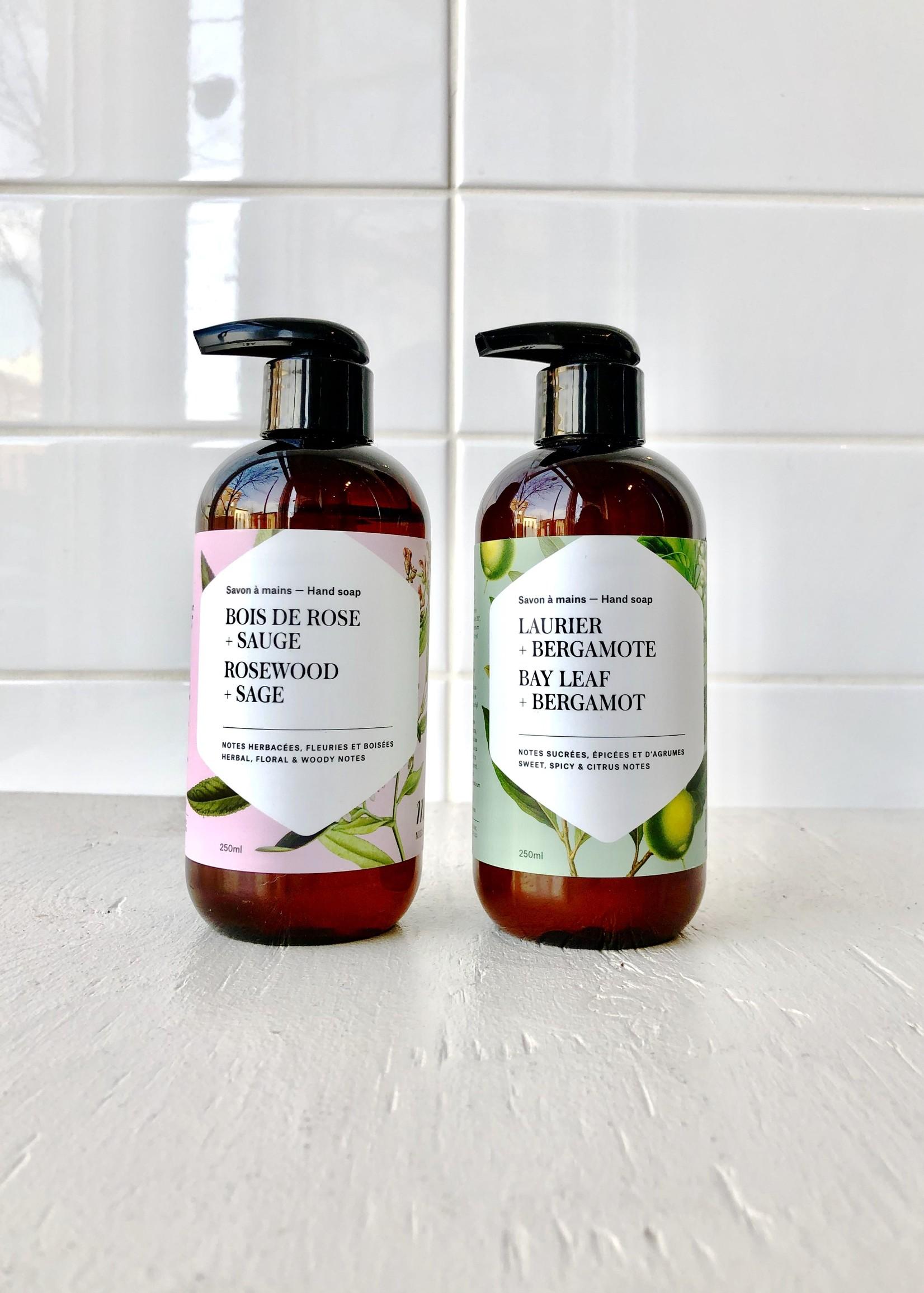 Miel D'Anicet Savon à mains aux huiles essentielles par Miel D'Anicet