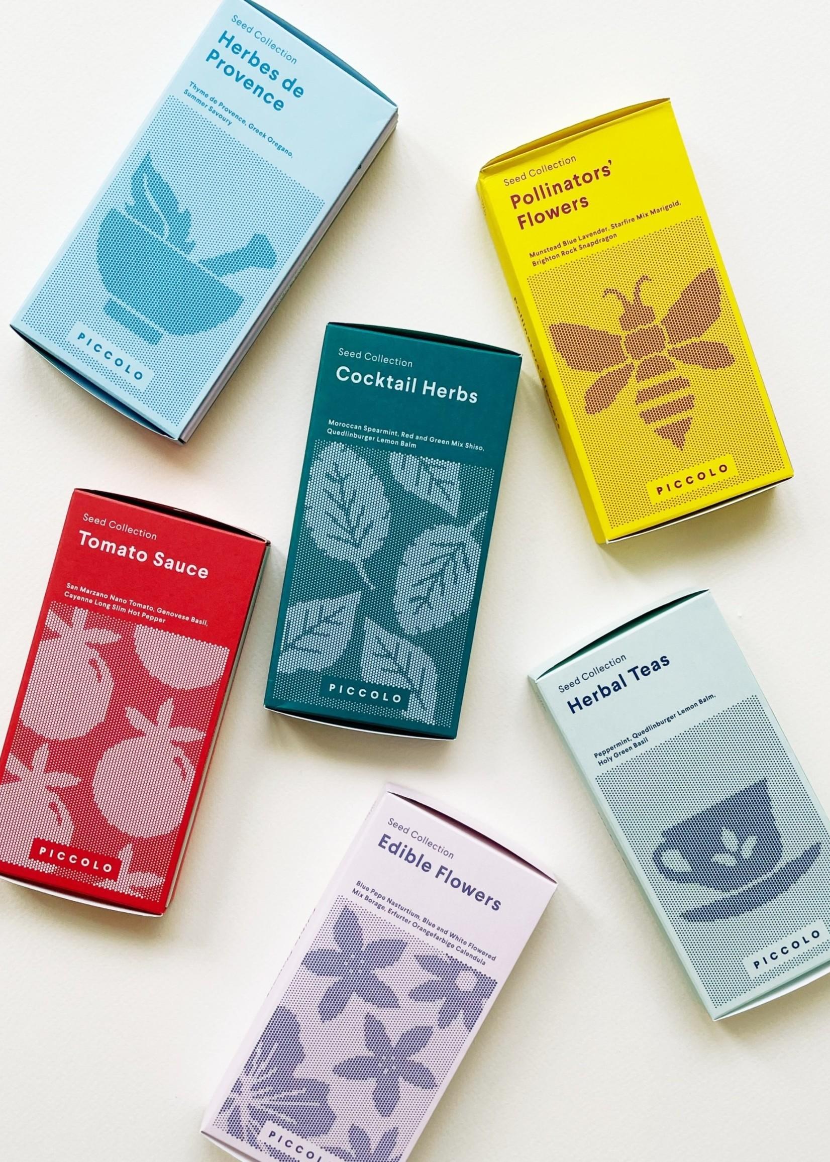 Piccolo Seeds Collection de semences