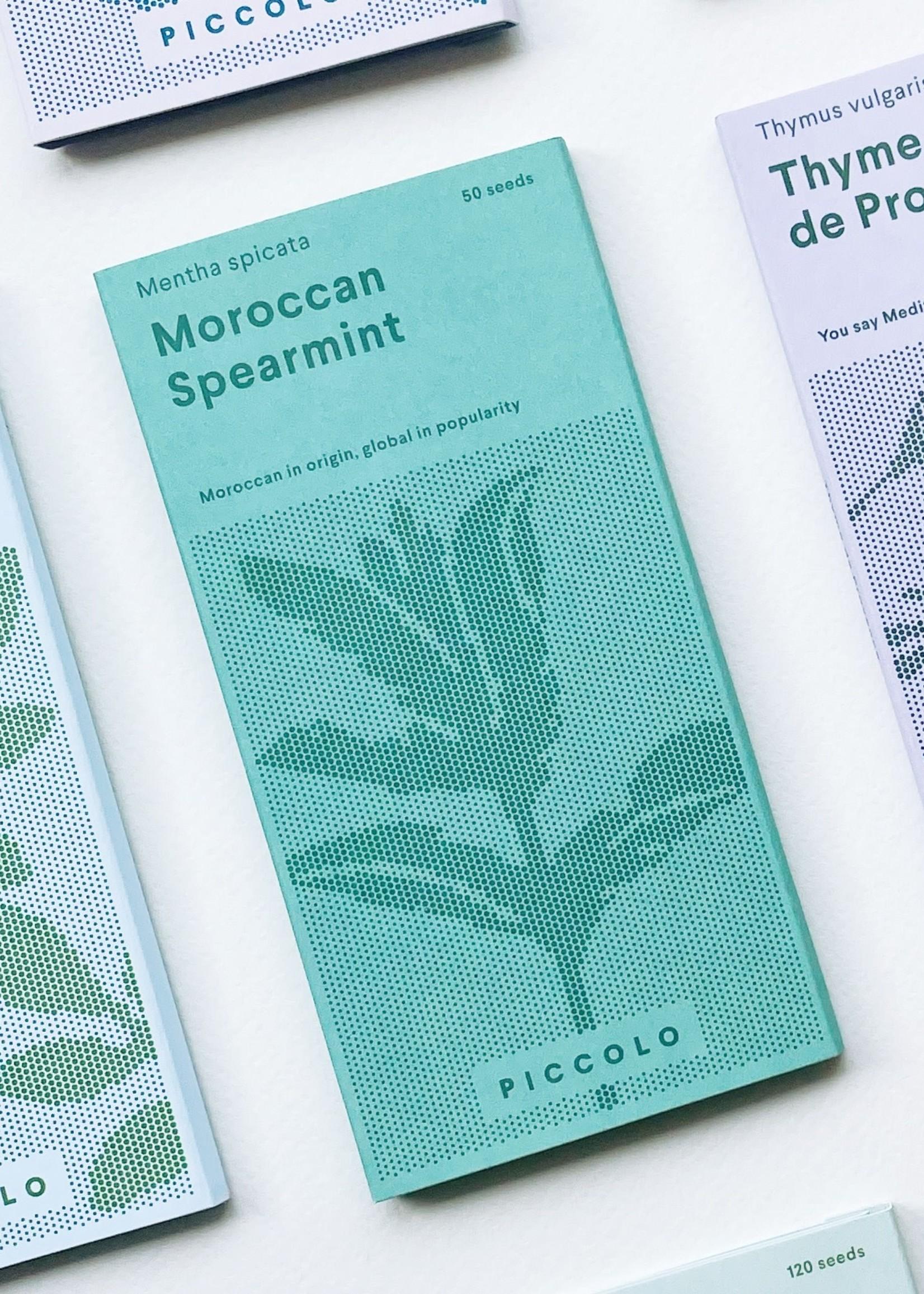 Piccolo Seeds Sachets de Semences : Herbes
