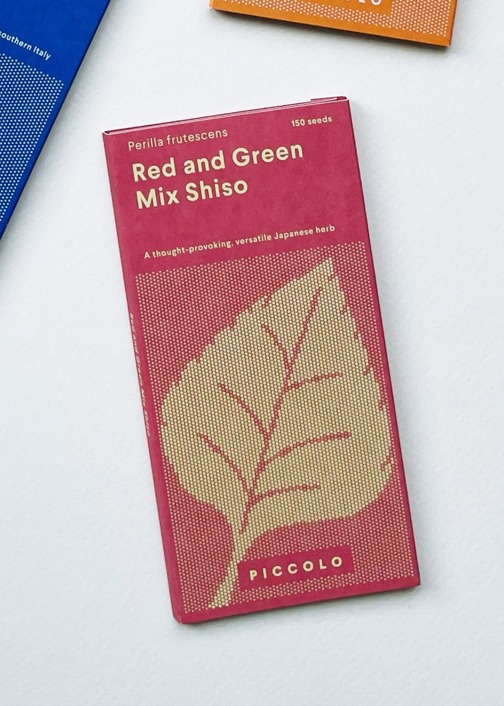 Piccolo Seeds Seed Packets: Fruits and Vegetables