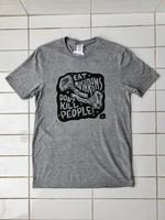 Corvidopolis Eat Mushrooms T-shirt