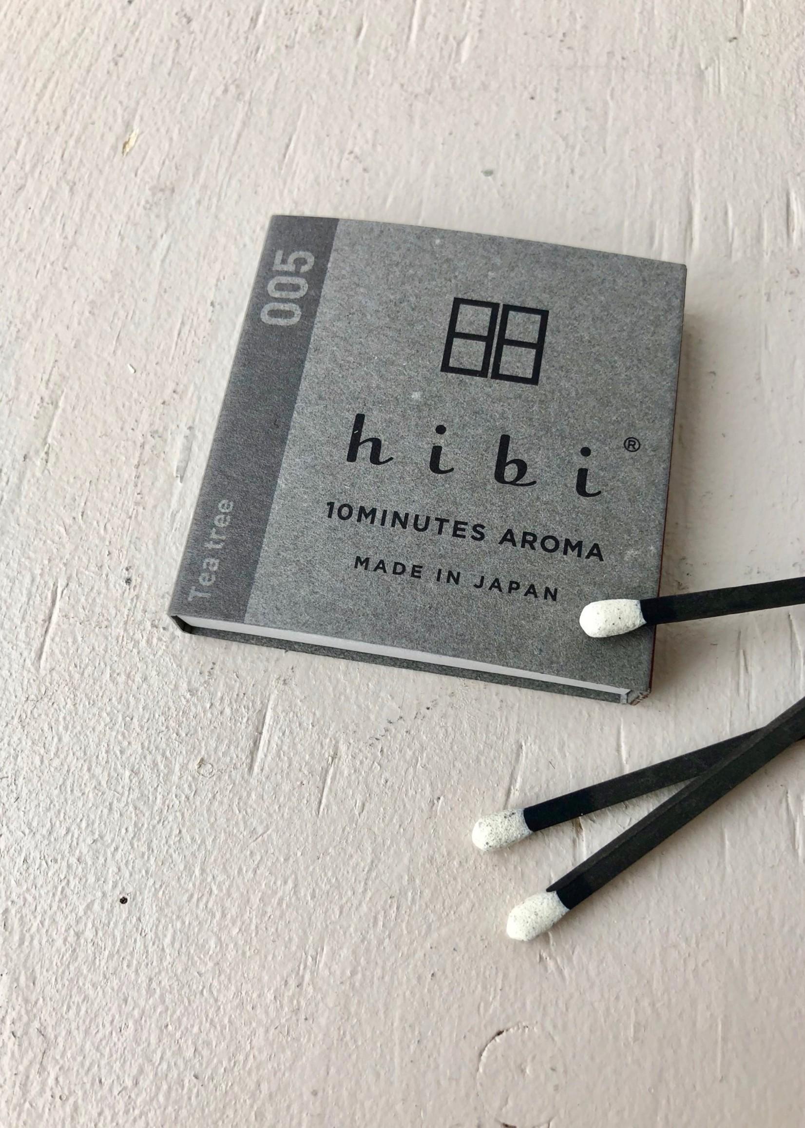 Hibi Allumettes encens de Hibi
