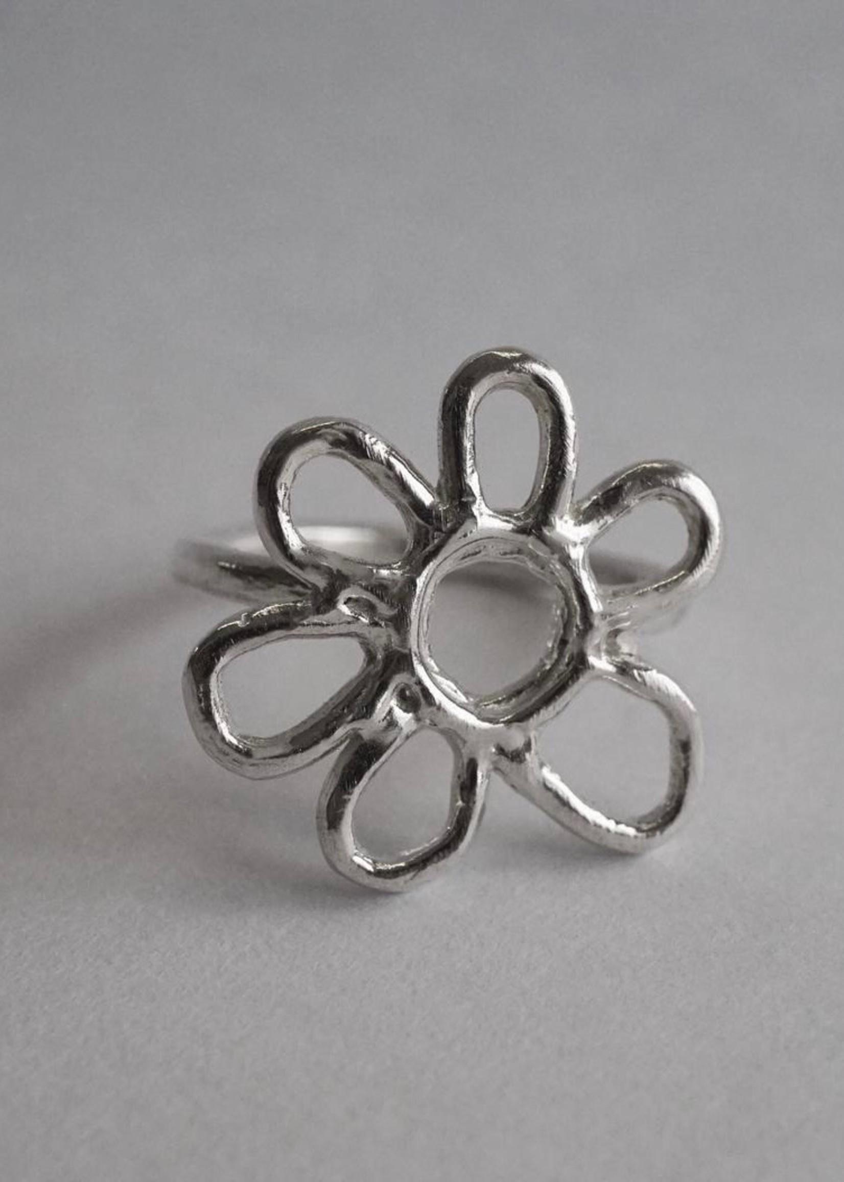 Marmod8 Marmod8 Flower Ring