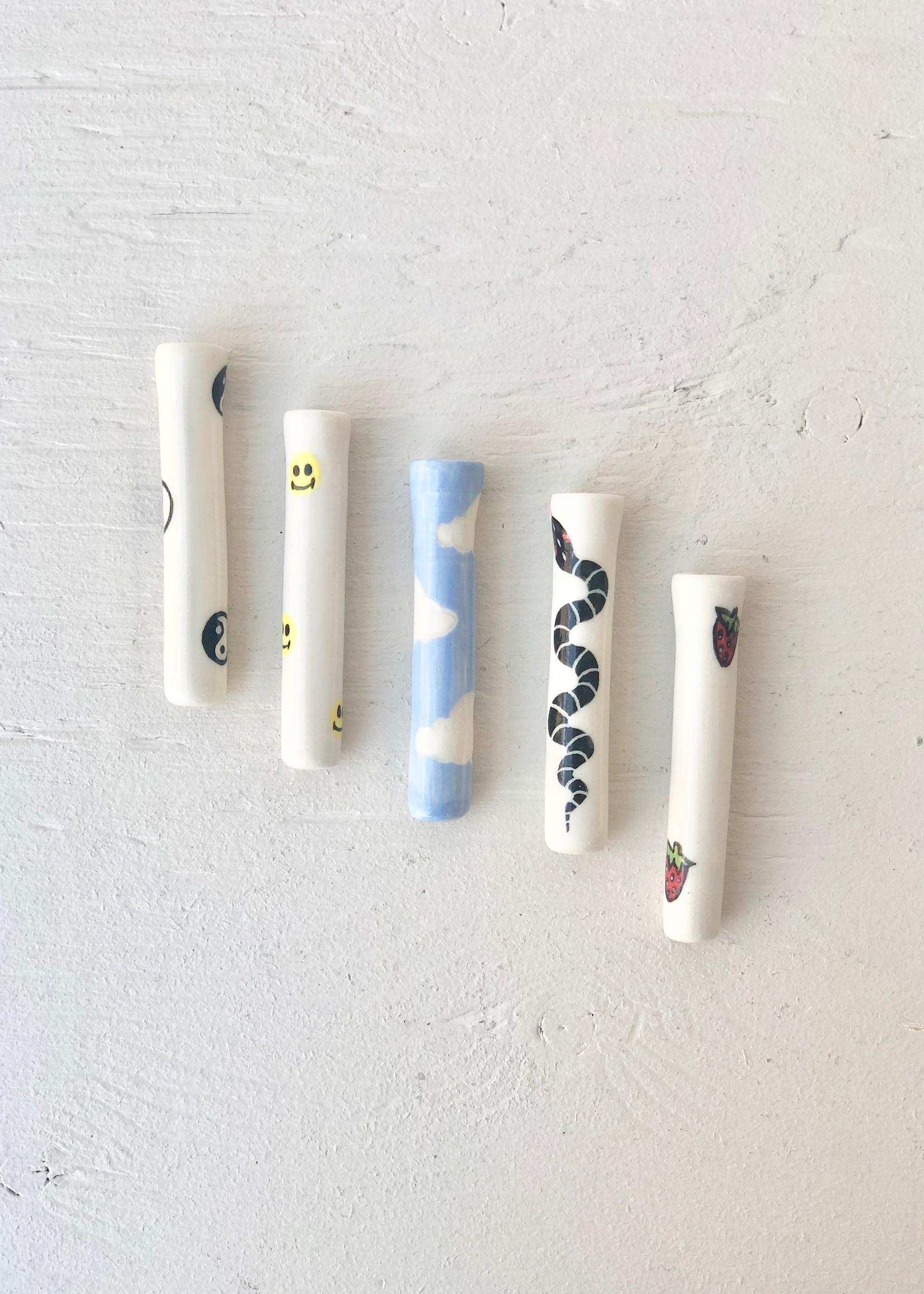 Cash Ceramics Ceramic Mini Pipe