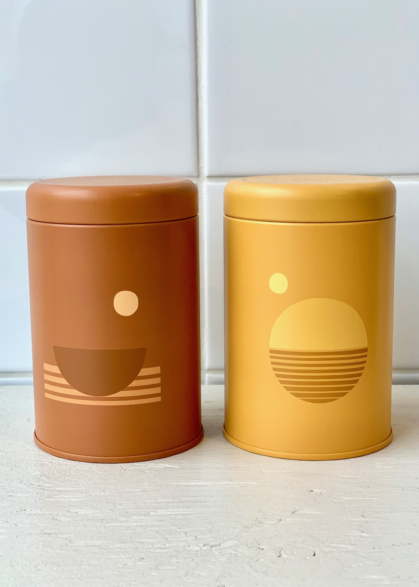 """P.F. Candle Co Bougie de soya """"Sunset"""""""