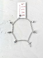 "Bilak Jewellery Bracelet ""Mushroom Charm"""