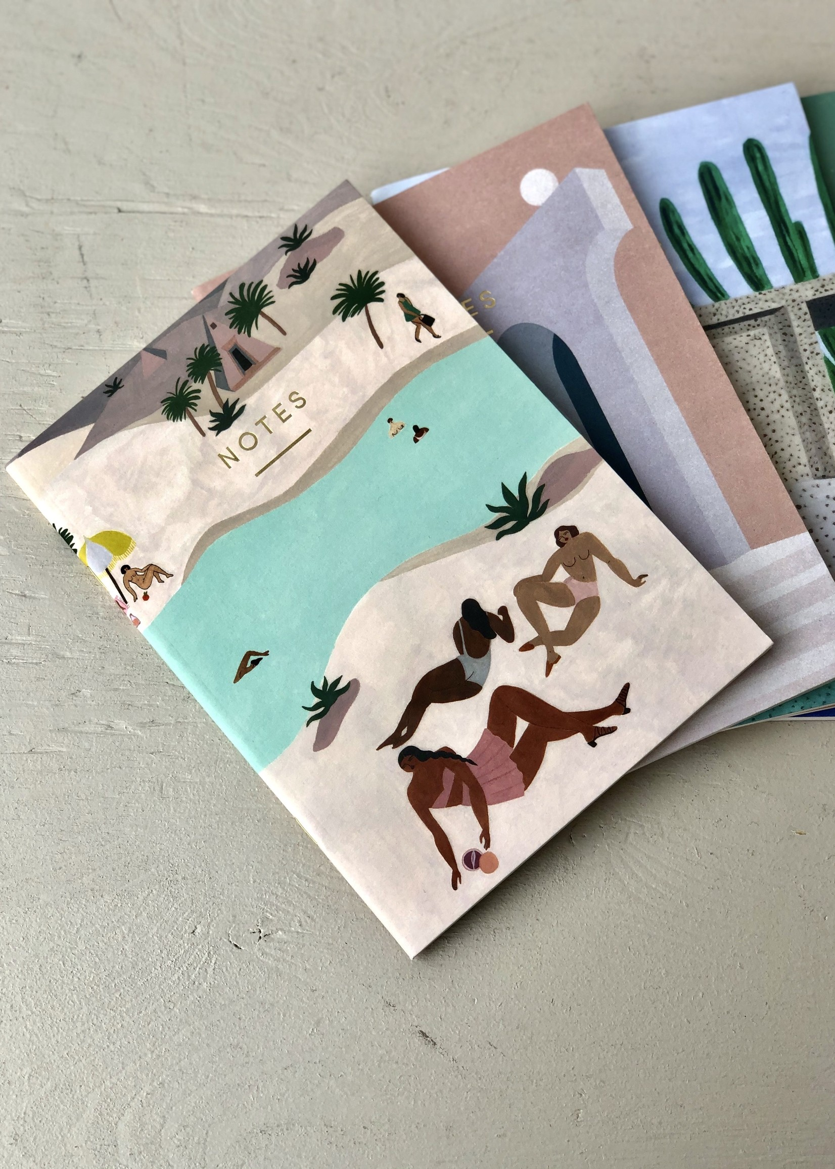 Wrap Stationery Carnets de Wrap Stationery