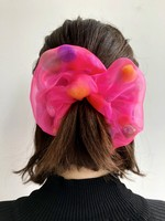Hello Darling Co. Pom Pom Scrunchy