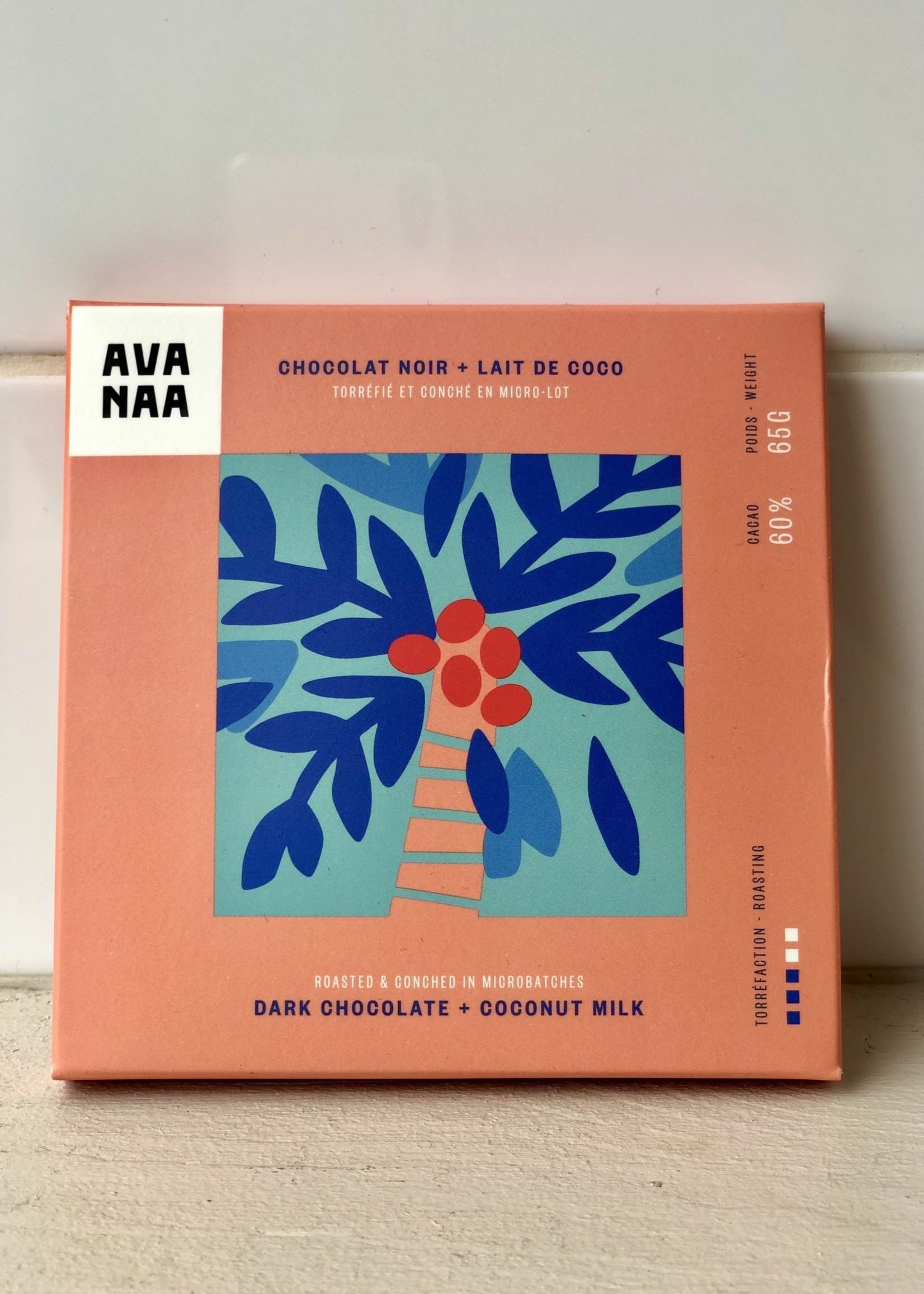 Avanaa Chocolate bars by Avanaa