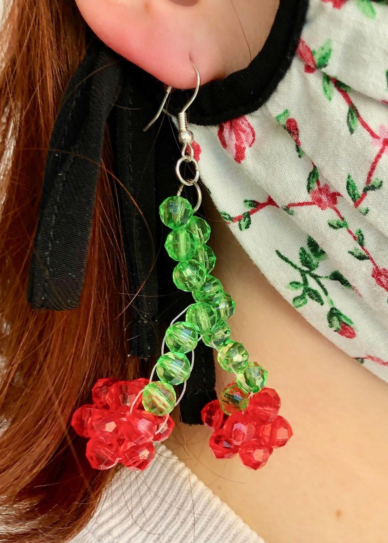 Mzayyanin Beaded Earrings
