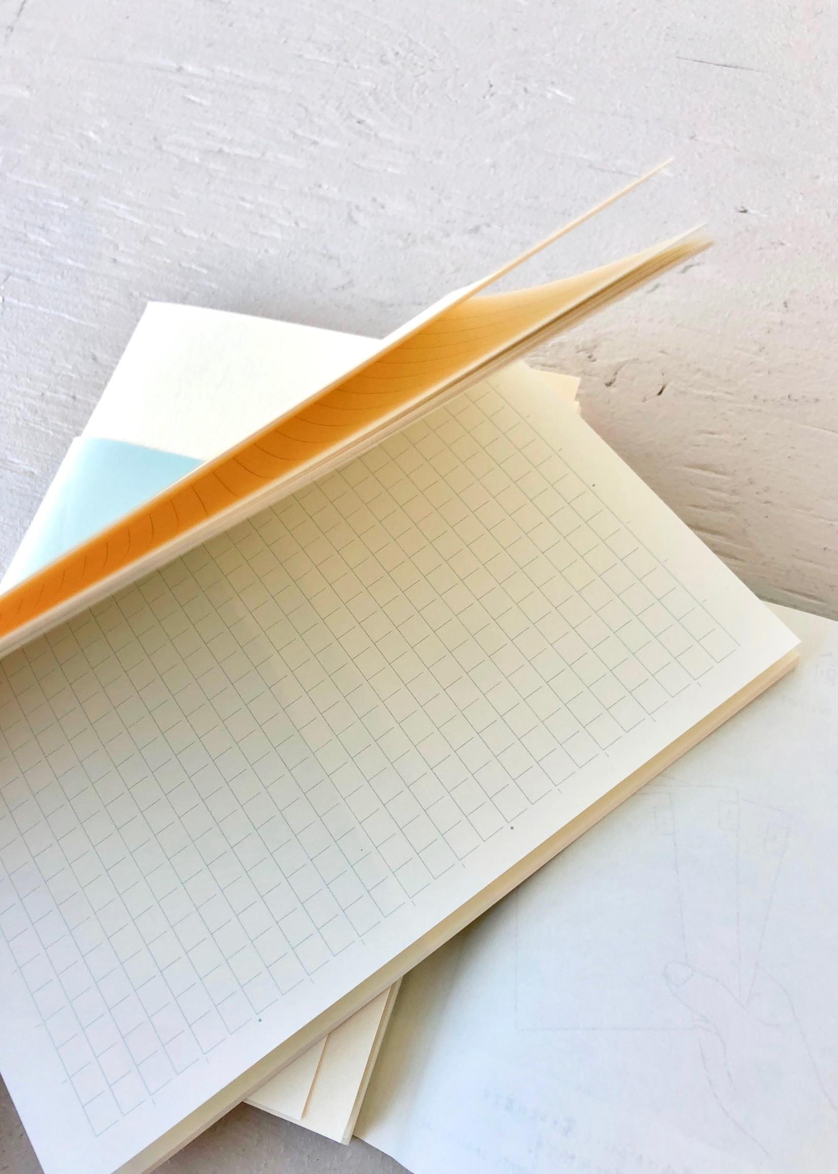 Midori Paquets de 3 cahiers Midori A6