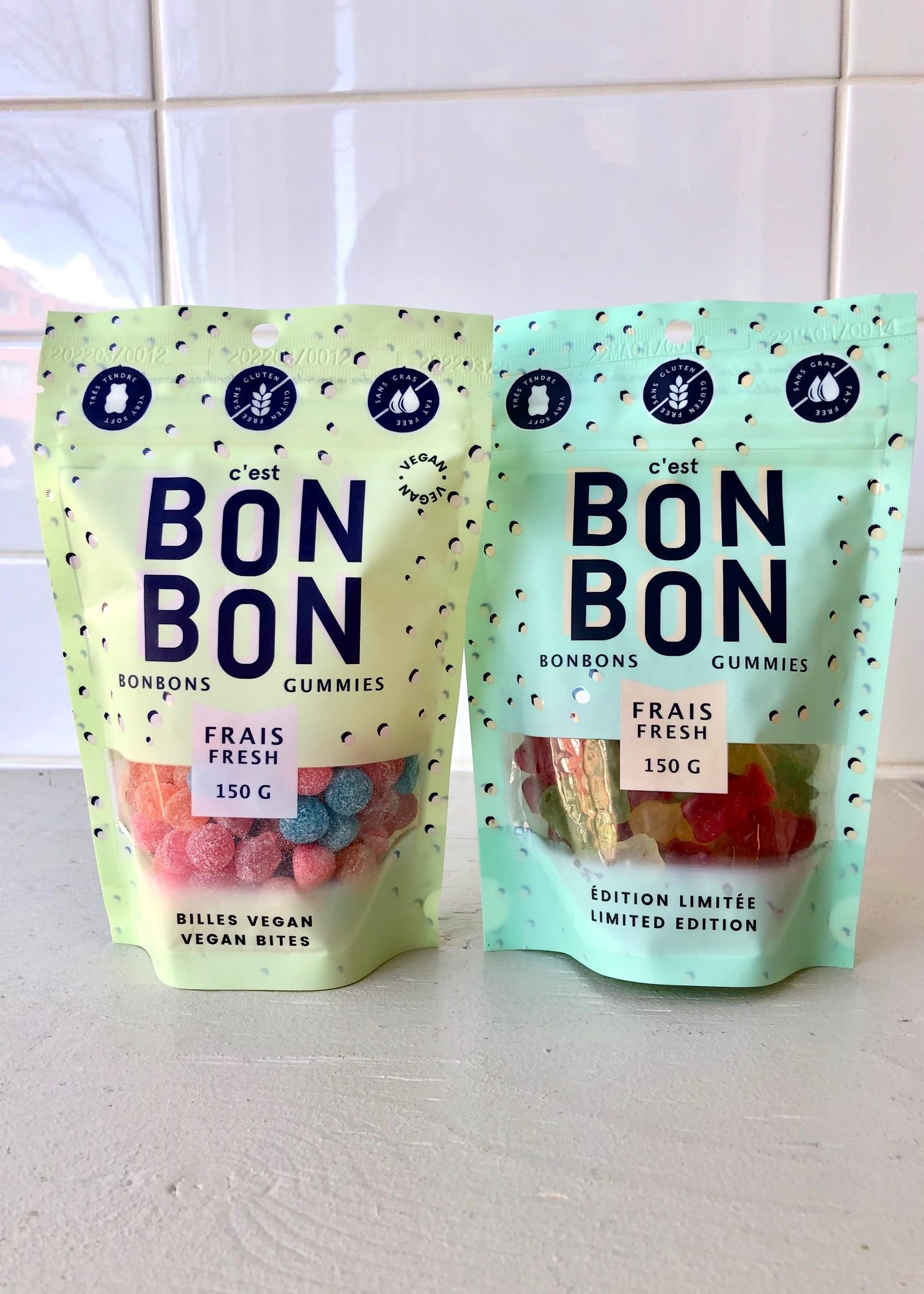 C'est Bon Bon Bonbons mélangés vegan