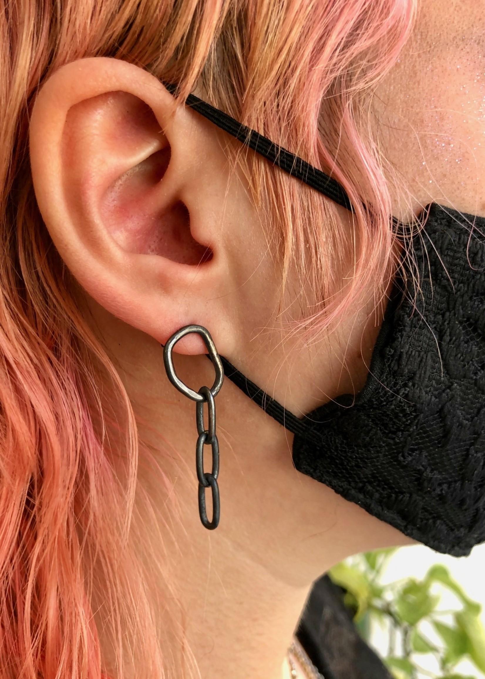 Elaine Ho LINK Earrings