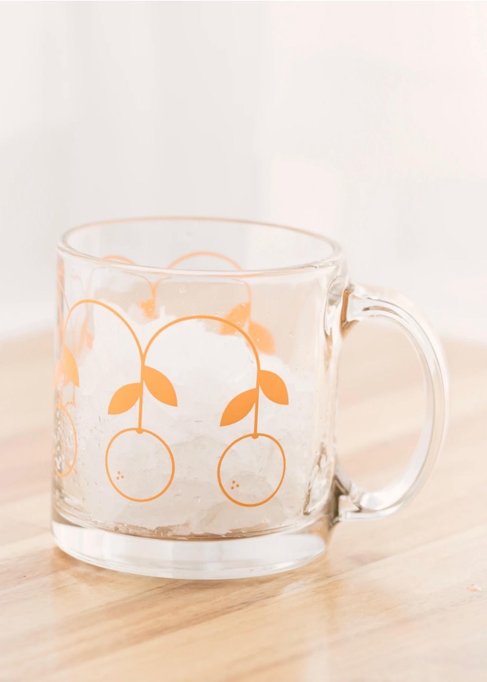 Tiny Deer Studio Glass Mugs