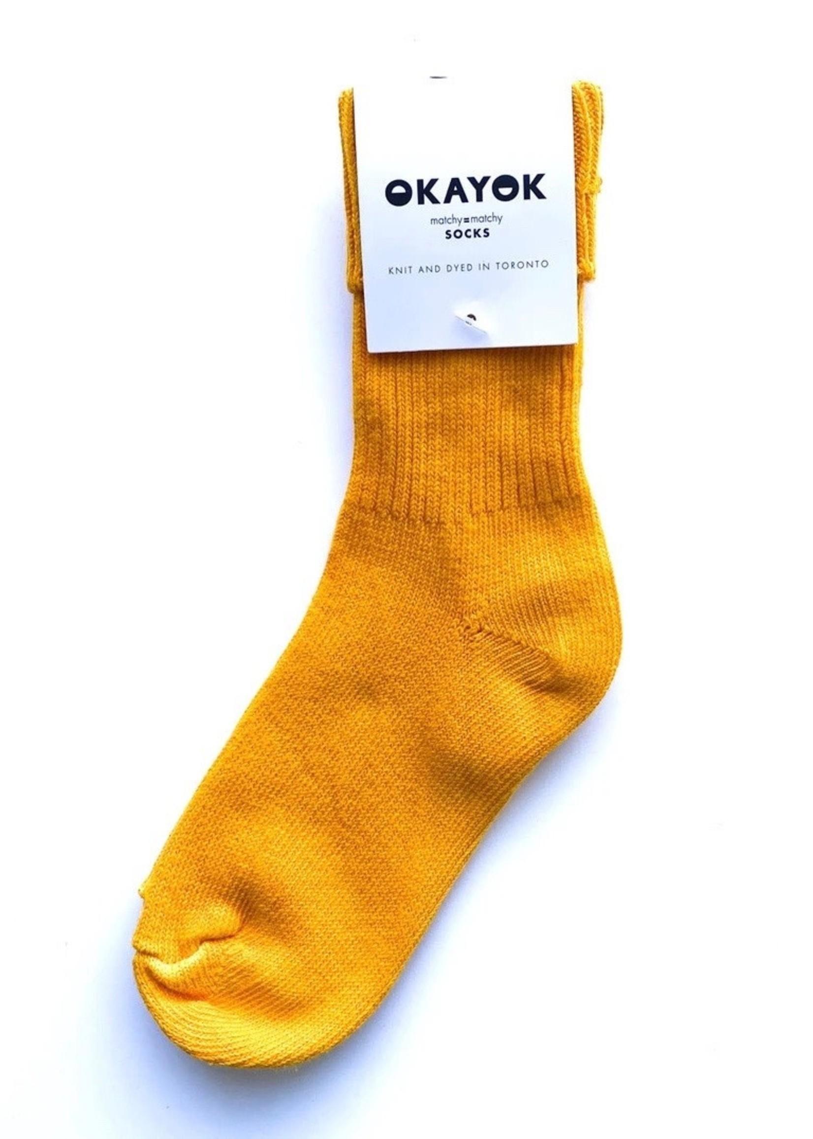 OKAYOK Cotton Socks OKAYOK