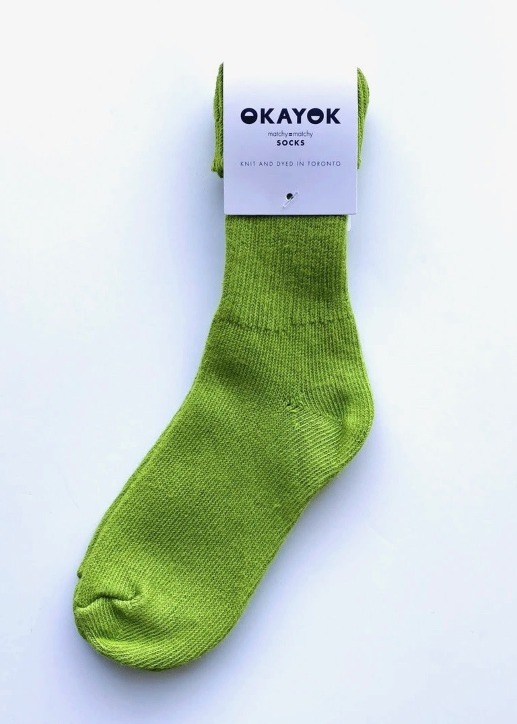 OKAYOK Bas en cotton OKAYOK