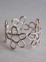 Marmod8 5 Flowers Ring