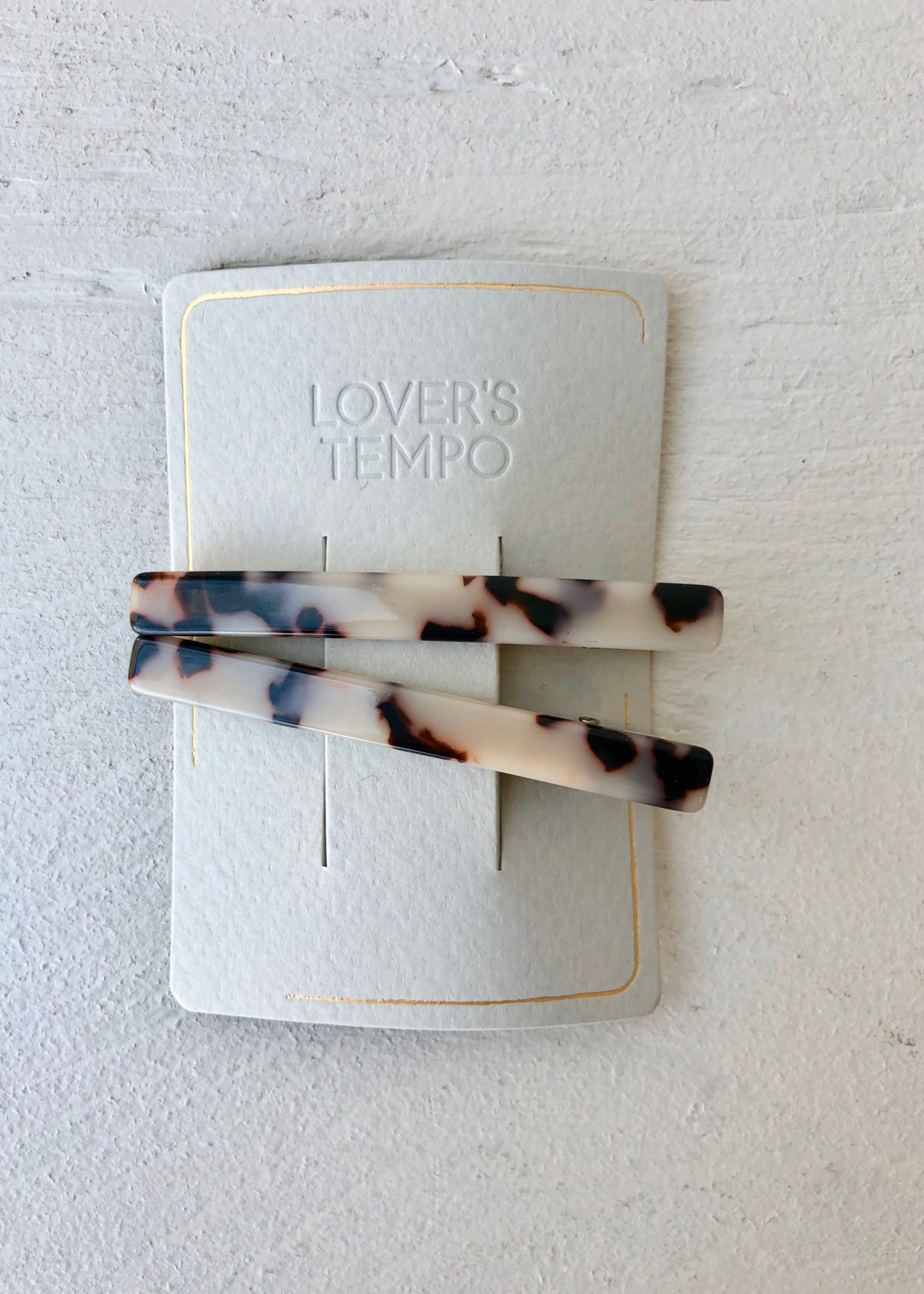 Lover's Tempo 2 Pack of Florence Hair Clips