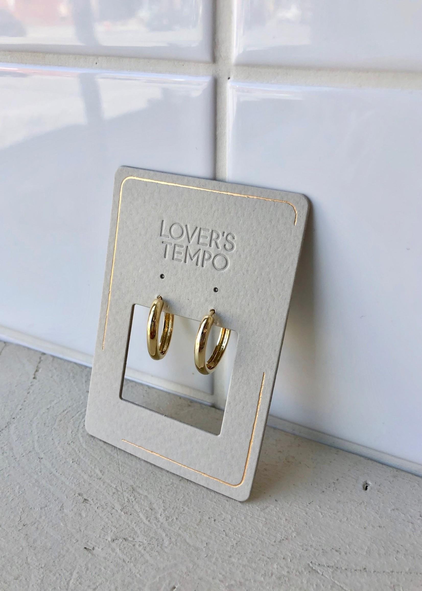 Lover's Tempo Bea Hoop 20mm Earrings