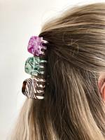 Machete Pinces à cheveux mini