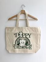 Crush Club Press Despair Tote Bag