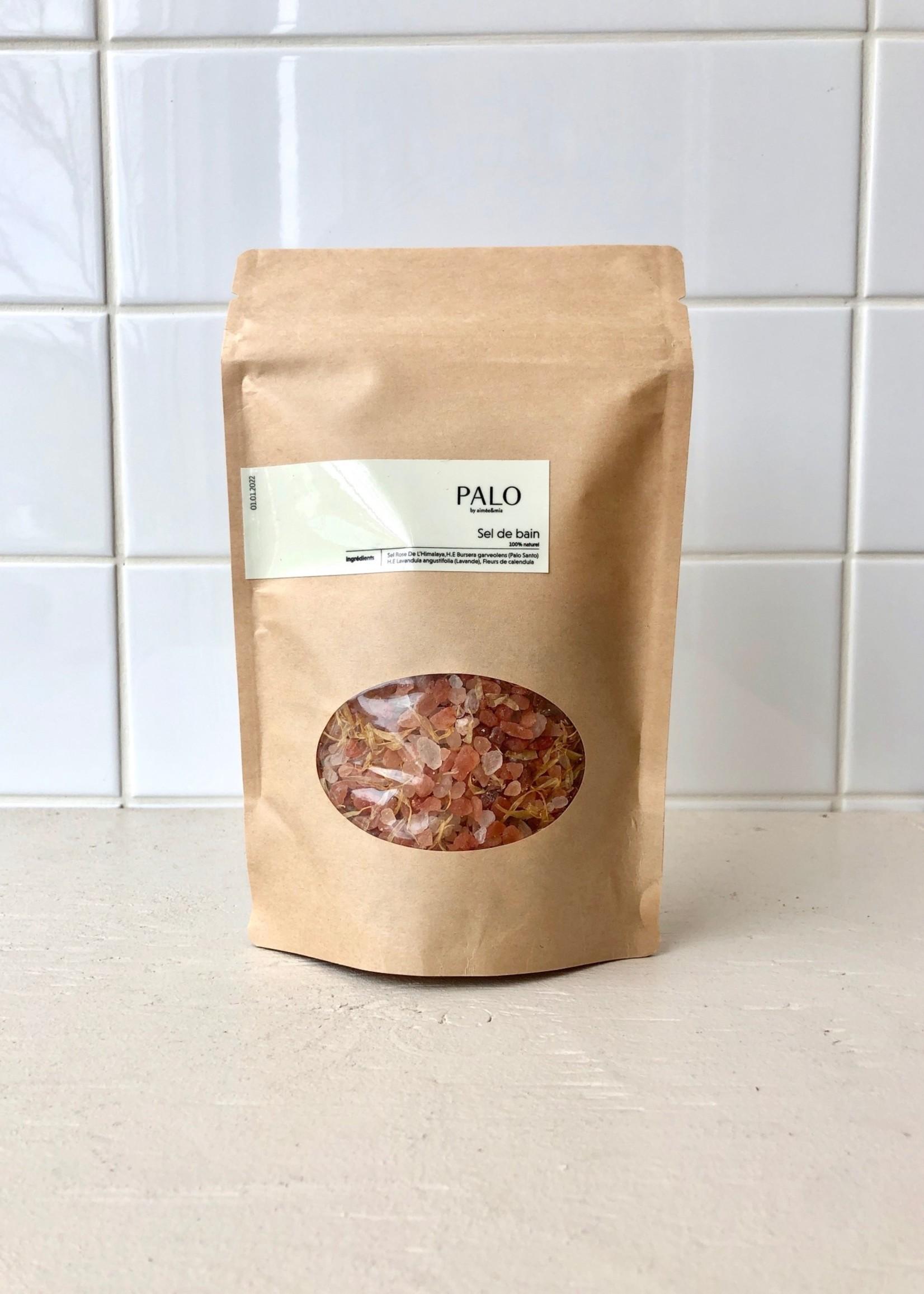 Palo by Aimee & Mia Bath Salt by Palo